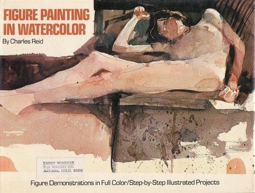 Figure Painting In Watercolor by Charles Reid (1972-05-03)