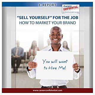 'Sell Yourself' for the Job audiobook cover art