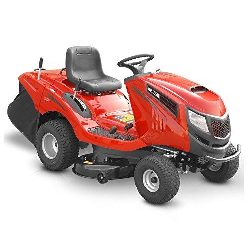 Hecht Tractor cortacésped de gasolina 5222 (14,9 kW/20,26 CV, 270 litros, ancho de corte: 102 cm, hidrostato, Briggs & Stratton ✔)