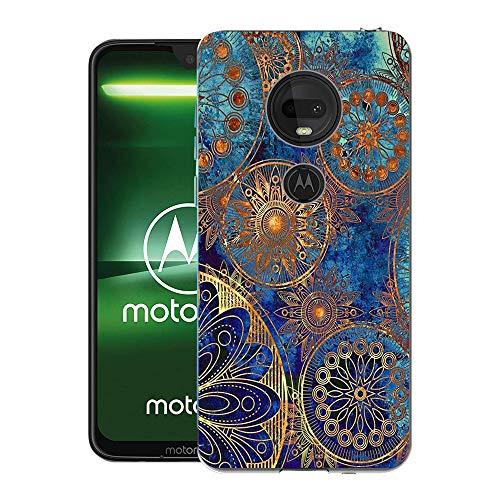 CaseExpert Moto G7 / Moto G7 Plus Funda, Carcasa Cover Case Funda de Gel TPU Silicona para Motorola Moto G7 / Moto G7 Plus