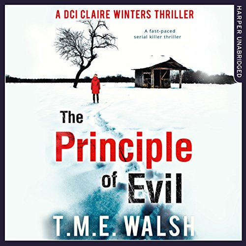 The Principle of Evil audiobook cover art