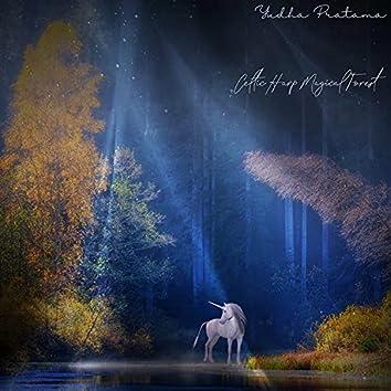 Celtic Harp Magical Forest