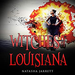 Witches of Louisiana audiobook cover art