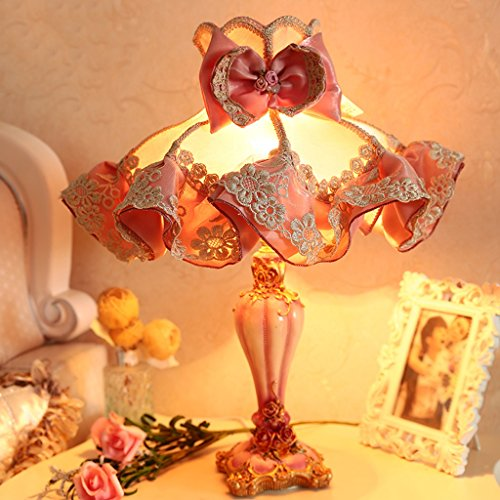 Bonne chose lampe de table Lampe de lampe pastoral Lampe de comptoir de chevet