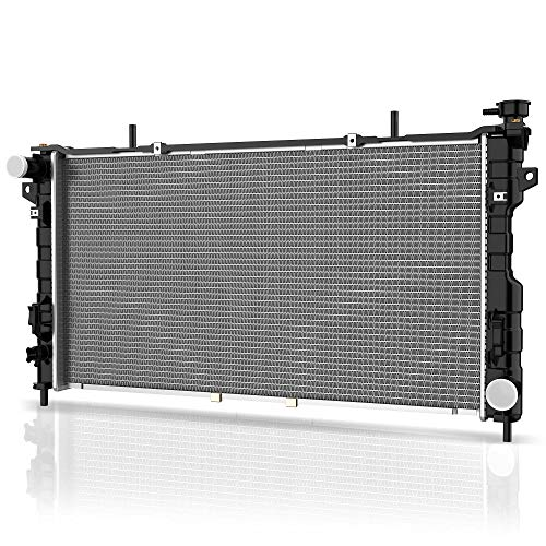 05 town and country radiator - 3