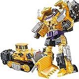 Kapokilly Deformazione Giocattolo per Auto,Transformers Robot E Veicoli Gioco Set Modello di Deformazione del Giocattolo del Robot in Miniatura Mini Heroes Rescue Bots