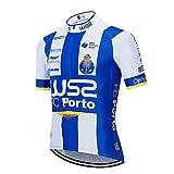 Ciclismo Maillot Verano Maillot MTB Hombre Cortos Camisa Ciclismo de Ropa para Deportes al Aire...