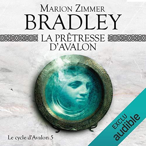 Couverture de La prêtresse d'Avalon