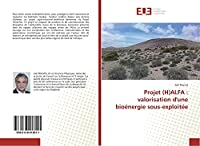 Projet (H)ALFA : valorisation d'une bioénergie sous-exploitée
