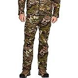 Under Armour Men's Core Wool Pant,Ridge Reaper Camo Fo (943)/Black, 36/34