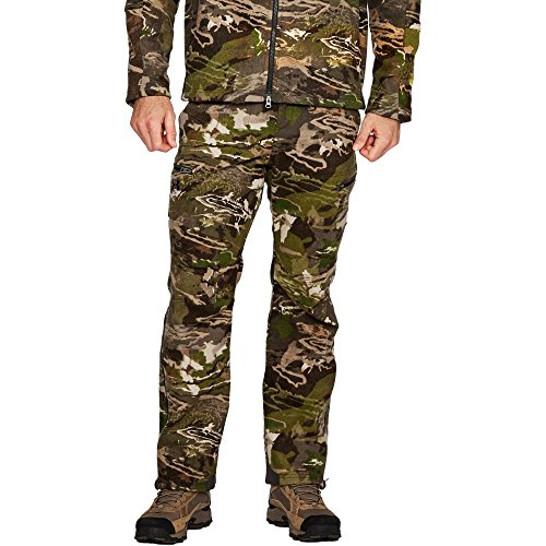 Under Armour Men's Core Wool Pant,Ridge Reaper Camo Fo (943)/Black, 36/34