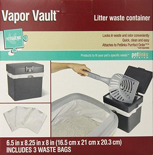 Petlinks Vapor Vault Cat Litter Waste Container