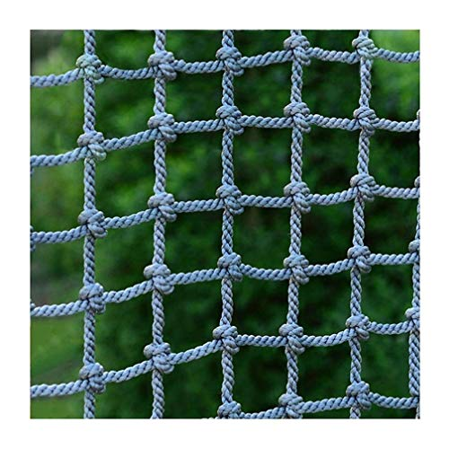 Fantastic Prices! LYRFHW Construction Safty Netting Rope Net Child Protection Climbing Nets Stairs B...