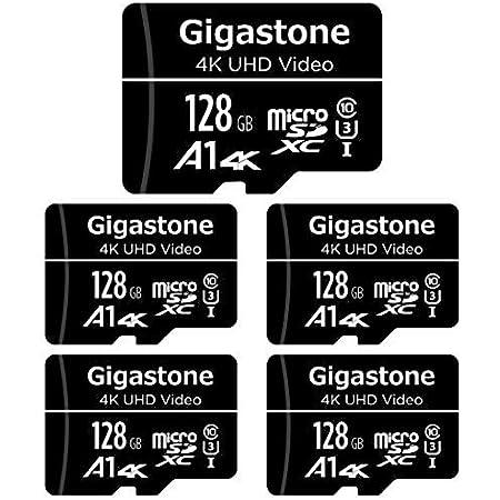 Gigastone 128gb Mirco Sd Speicherkarte 5er Pack Computer Zubehör