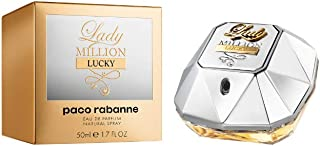 Paco Rabanne Lady Million Lucky Edp Vapo 50 Ml 1 Unidad 550 g