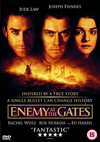 Enemy At The Gates DVD [Reino Unido]