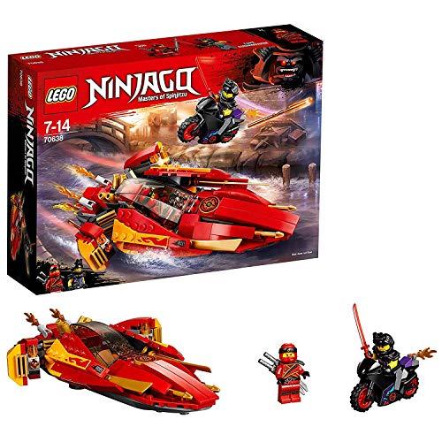 "LEGO Ninjago 70638 \""Katana V11\"" Konstruktionsspielzeug, bunt"
