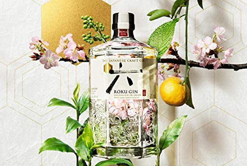 Roku The Japanese Craft Gin - 3