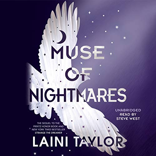 Page de couverture de Muse of Nightmares