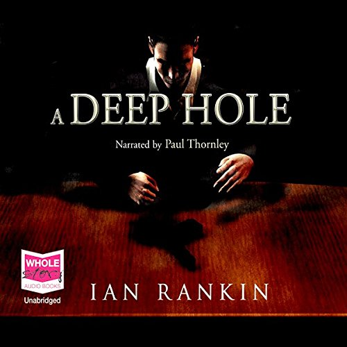 A Deep Hole audiobook cover art
