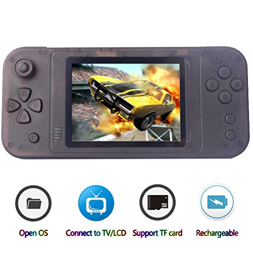 Great Boy Handheld Game Console for Kids Adults, Built-in 1015 Retro Video Games and Support TF Card...