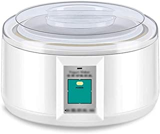 Machine with Yogurt Containers - Automatic Electric Easy Yogurt Maker Machine