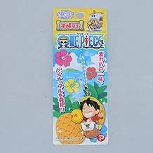 アニメ ワンピース根付ルフィ 沖縄限定 パイナップルコラボ