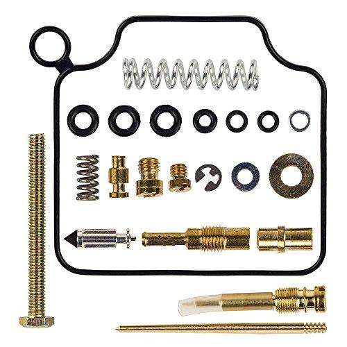 HIFROM Carburetor Rebuild Kit Carb Repair for Honda TRX450ES TRX 450 ES Foreman 1998-2003 (1998 1999 2000 2001 2002 2003)