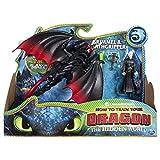 Dragons Dragon & Viking Grimmel/Deathgrippers - Figuras de juguete para nios (Multicolor, 4 ao(s), Nio/nia, Dibujos animados, Animales, Dragon Riders) , color/modelo surtido