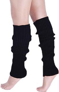 976d46d4f Nanxson (TM mujeres de largo cable de punto calentadores de la pierna en su  elección