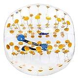 Cuerpo Humano Bola De Hámster Bubball Pelota De Burbuja Inflatable Bumper Ball Bola Hinchable Parachoques Cuerpo Gran Juego Al Aire Libre para Adultos Garden Beach para Niños,1.2M