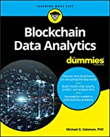 Blockchain Data Analytics For Dummies Front Cover