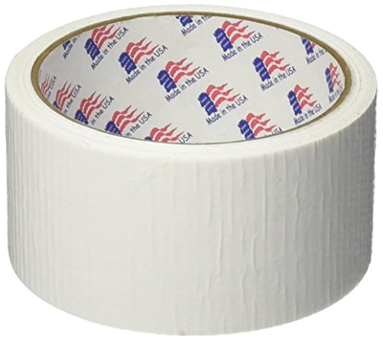 Signature Crafts Fashion Duct Tape Solid White DT215WH 15 Yards 1.88 Inches Wide, 15 yd 1.88