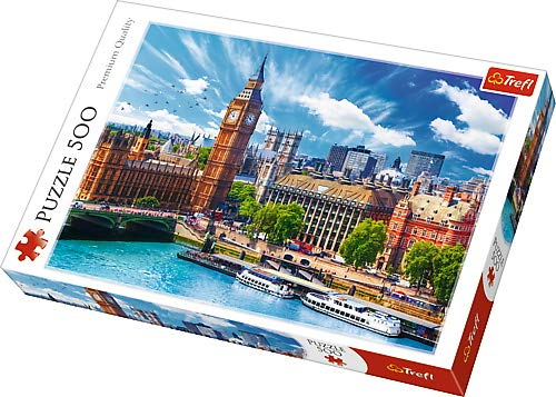 'Puzzles – 1000 – Sunny Day en Londres