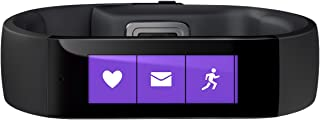 Microsoft Band, Small (4M5-00001) (Discontinued by Manufacturer)