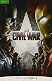 Level 3: Marvel's Captain America: Civil War: Industrial Ecology (Pearson English Graded Readers)