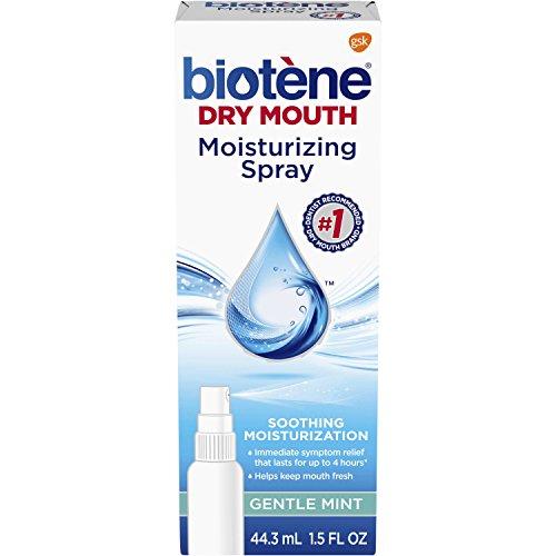 Biotene Moisturizing Mouth Spray 1.5 fl oz (Pack of 3)