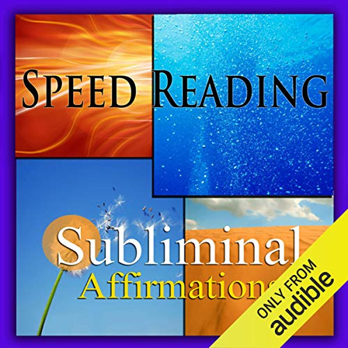 Speed-Reading Subliminal Affirmations cover art