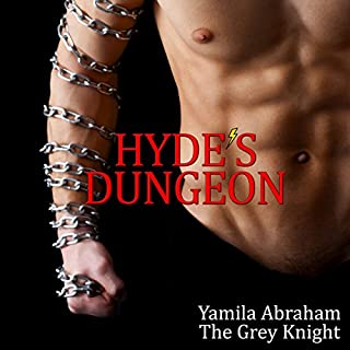 Hyde's Dungeon audiobook cover art