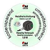 FMP Matratzenmanufaktur 7 Zonen Lattenrost Rhodos EL - Kopf- und Fußteil elektrisch verstellbar 44 Leisten Lattenroste TÜV/LGA Mittelgurt 90x200 cm - 8