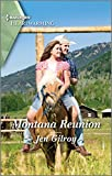 Montana Reunion: A Clean Romance (English Edition)