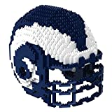 Los Angeles Rams NFL Football Team 3D BRXLZ Helm Helmet Puzzle …