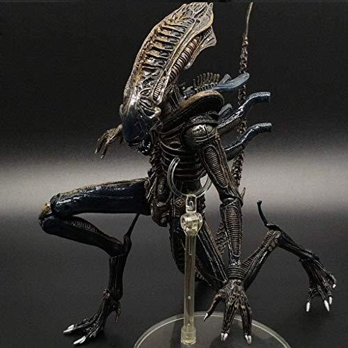hclshops Películas - Aliens Vs Predator - 7' número de Escamas Extranjero Figura de acción cobrable de la Serie □ for Aficionados Extranjero 23cm