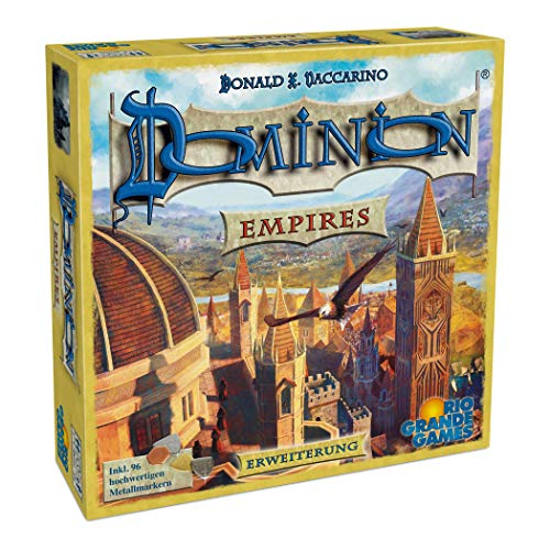 Rio Grande Games 22501410 Dominion Uitbreiding Empires
