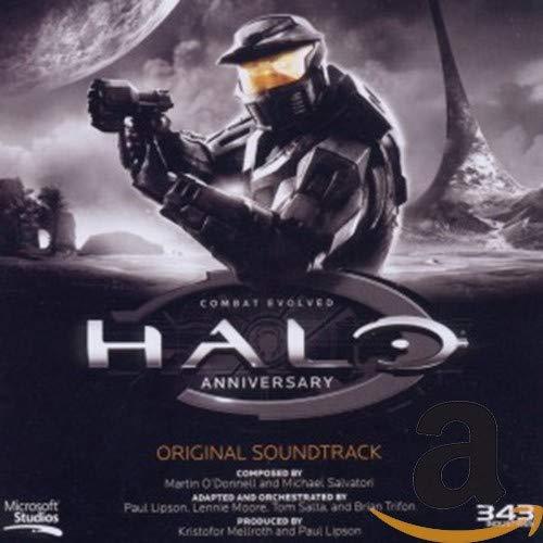 Halo Combat Evolved Anniversary (Ost)
