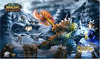Upper Deck - World of Warcraft CCG Heroes of Azeroth Playmat