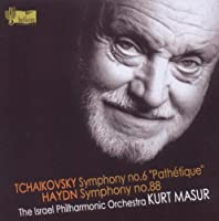 Tchaikovsky. Symphony No.6; Haydn: Symphony no. 88 in G major by Israel Philharmonic Orchestra (2011-02-08)