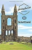 JetLagJournals • Reisetagebuch Schottland: Erinnerungsbuch zum Ausfüllen | Reisetagebuch zum Selberschreiben | Reisenotizbuch Schottland