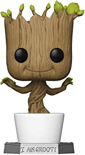 Funko Pop! Marvel: Guardianes de la Galaxia - Groot de 18.0 in, figura de gran tamaño