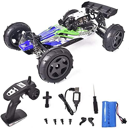 BerighTIo Offroad-Rennwagen Modell 1:12 2.4G Wiederaufladbares 4WD-Offroad-Fahrzeug Hochgeschwindigkeits-Sportwagenspielzeug für Kinder